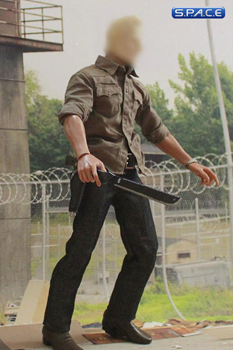1/6 Scale Sheriff Casual Edition Package - Season 3