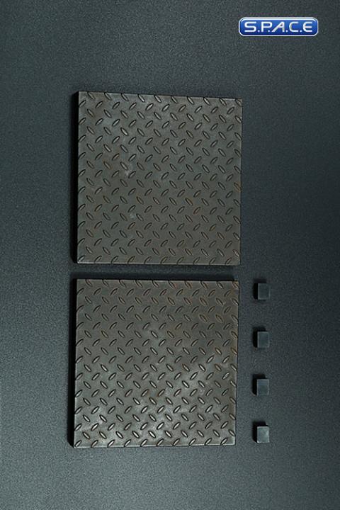 1/6 Scale Figure Platform (rusty)