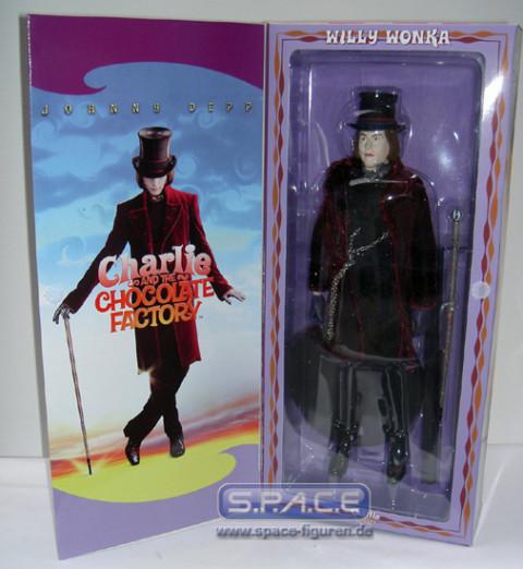12'' Willy Wonka (Char...