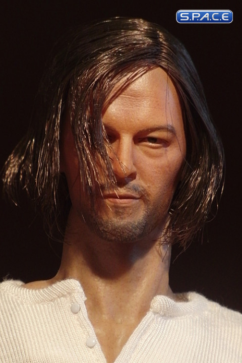 1/6 Scale Daryl Head