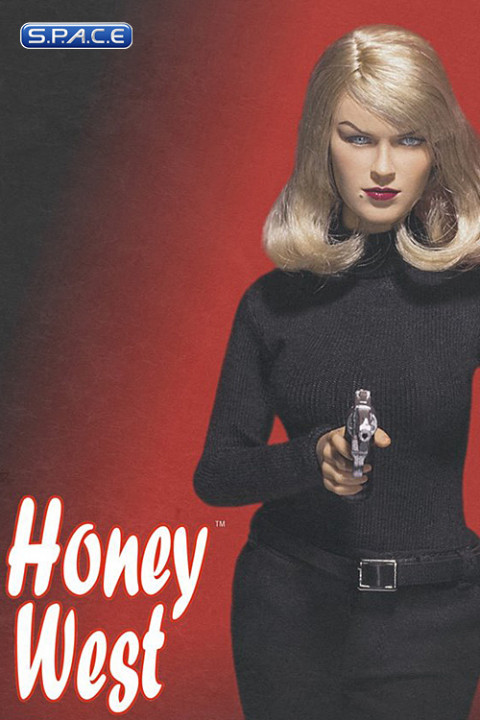 1/6 Scale Honey West
