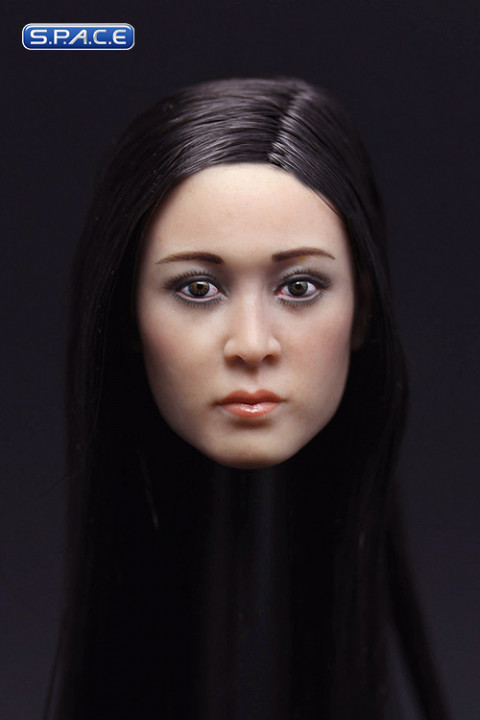 1/6 Scale Female Head Sculpt HY-001