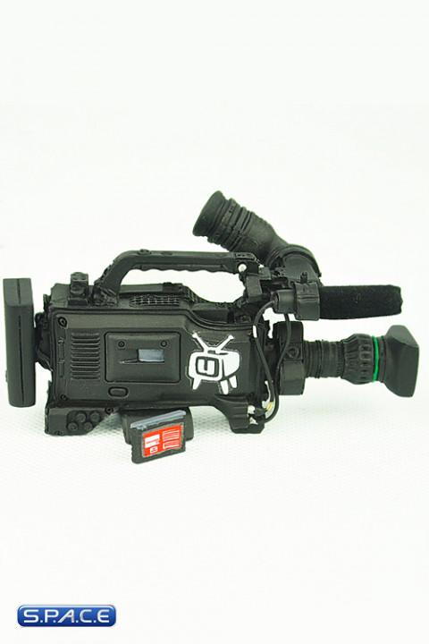 1/6 Scale Video Camera