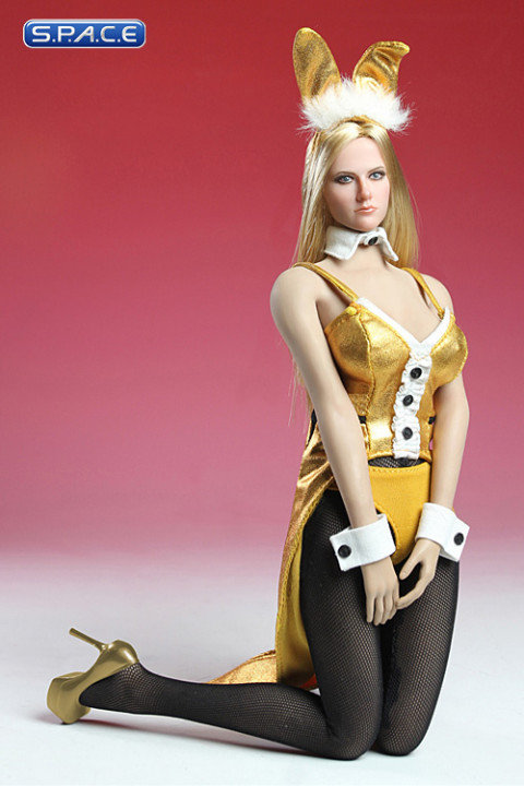1/6 Scale golden Bunny Costume