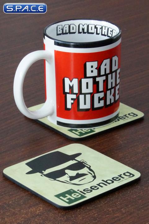 Heisenberg Coaster (Breaking Bad)
