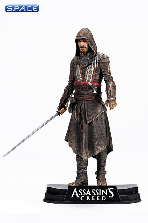 Aguilar from Assassins Creed (Color Tops Blue Wave)