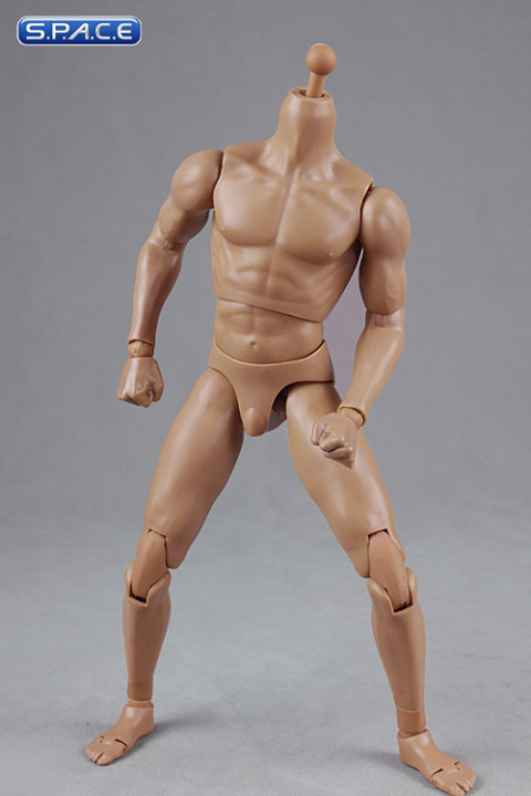 1/6 Scale Muscular Male Body 2.0