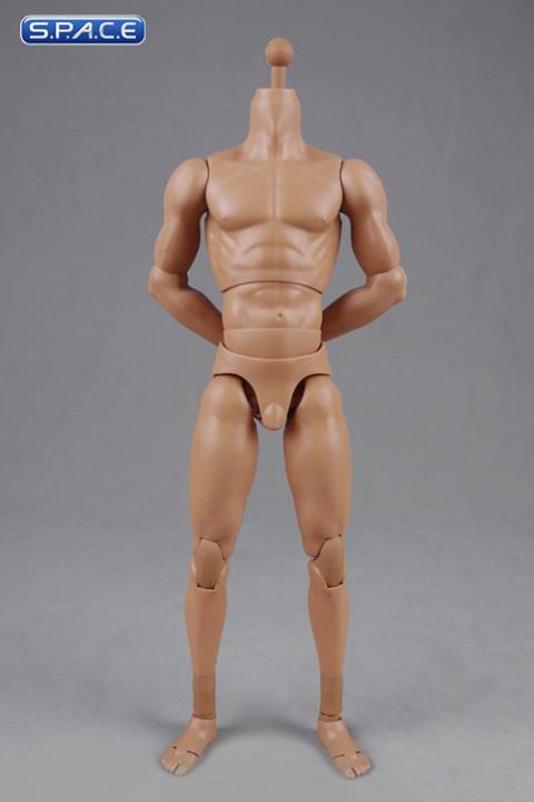 1/6 Scale Muscular Male high Body 2.0
