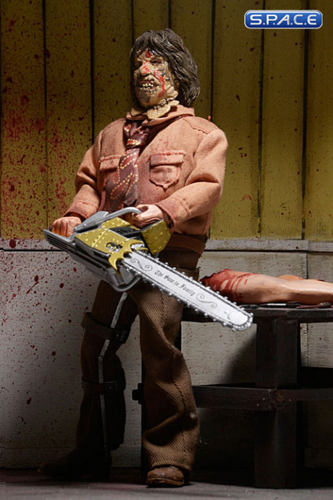 Leatherface Figural Doll (Texas Chainsaw Massacre III)