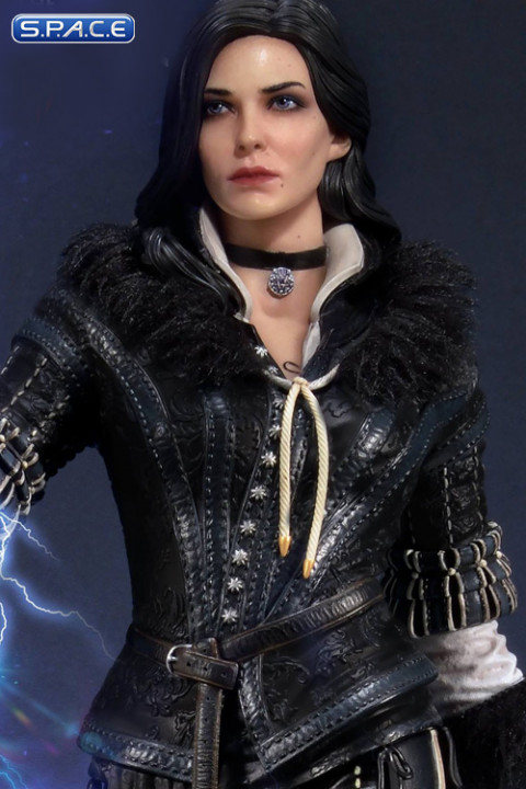 1/4 Scale Yennefer of Vengerberg Premium Masterline Statue (The Witcher 3: Wild Hunt)