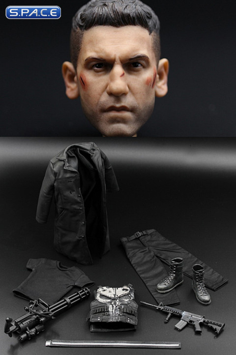 1/6 Scale Mad Skull Character Set
