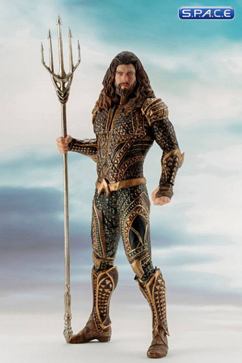 1/10 Scale Aquaman ARTFX+ Statue (Justice League)