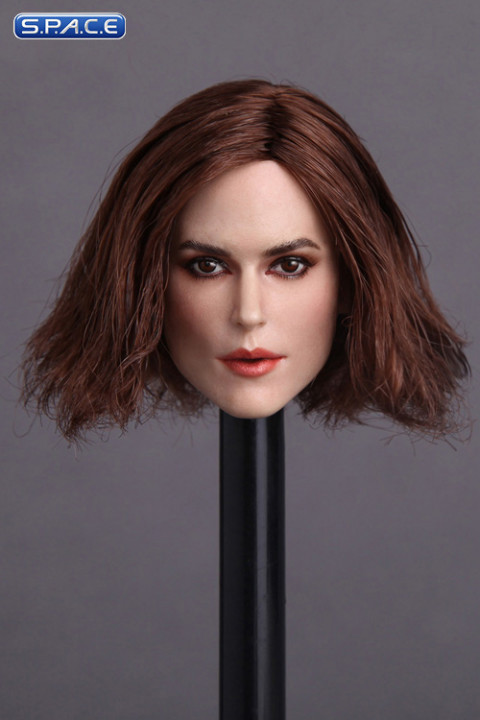 1/6 Scale Keira Head Sculpt (short brown hair)