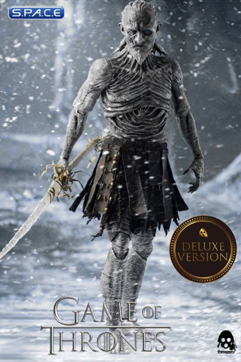1/6 Scale White Walker Deluxe Version (Game of Thrones)