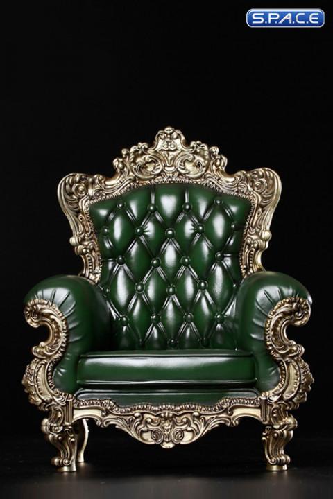 1/6 Scale green Single Sofa 3.0