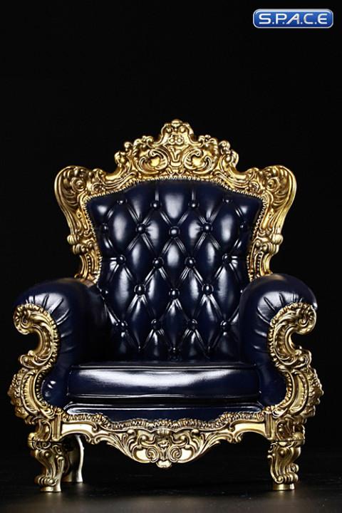 1/6 Scale blue Single Sofa 3.0