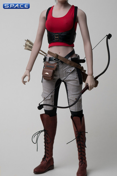 1/6 Scale Arrow Girl Set
