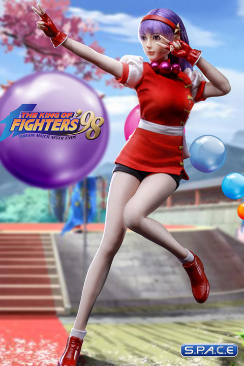 1/6 Scale Athena Asamiya (The King of Fighters 98)