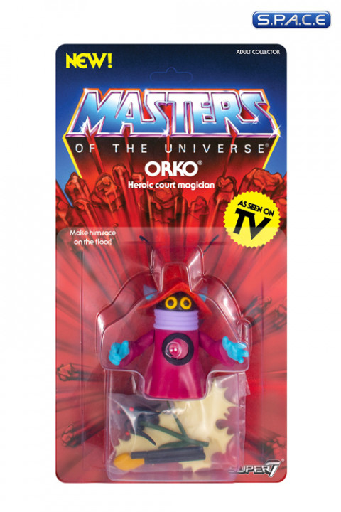 Orko Vintage (Masters of the Universe)