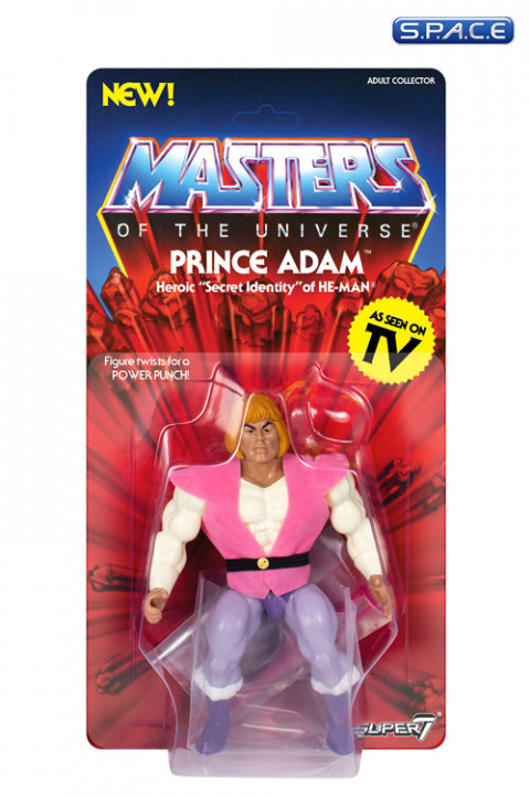 Prince Adam Vintage (Masters of the Universe)