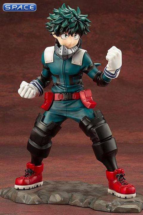 1/8 Scale Izuku Midoriya ARTFXJ PVC Statue (My Hero Academia)