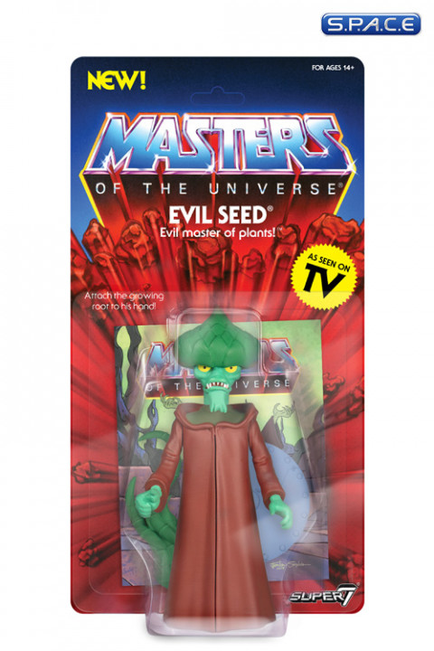 Evil Seed Vintage (Masters of the Universe)