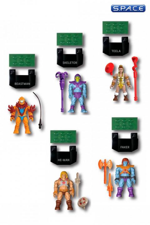 Battle for Eternia Mega Construx ProBuilder 5-Pack (Masters of the Universe)