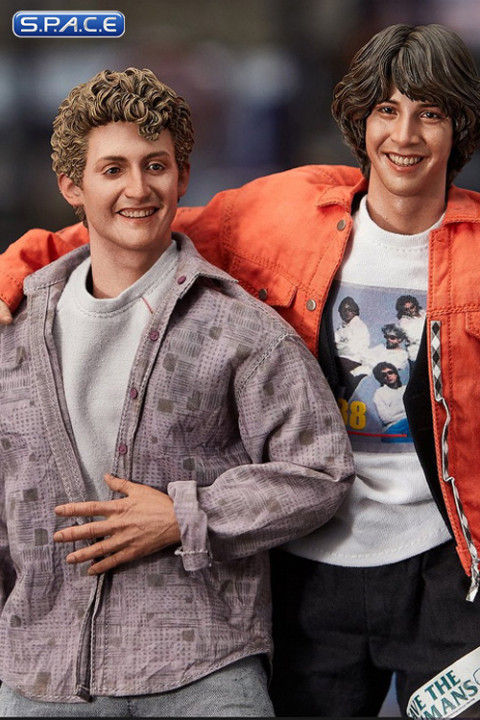 1/6 Scale Bill & Ted (Bill and Teds Excellent Adventure)