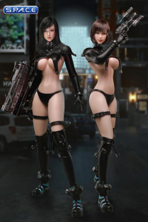 1/6 Scale Reika & Anzu (Gantz: O)