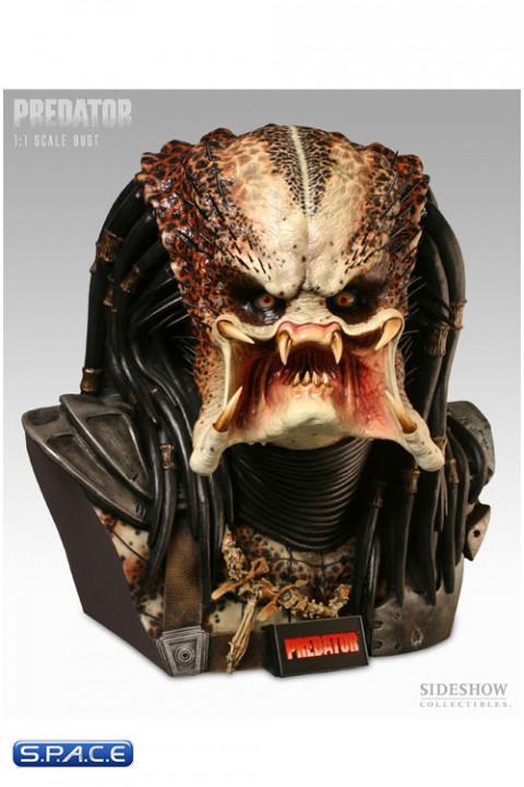 1:1 Predator Life-Size Bust Replica (Predator)