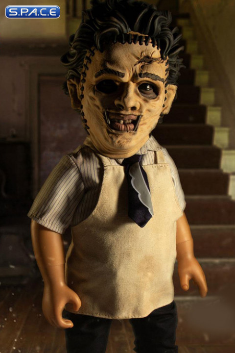 Mega Scale Leatherface with Sound (Texas Chainsaw Massacre)