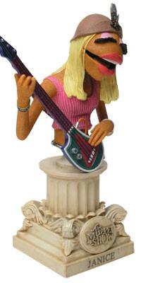 Janice Bust The Muppet Show S P A C E Space Figuren De