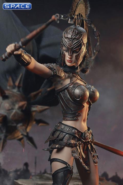 1/6 Scale Spartan Army Black Commander