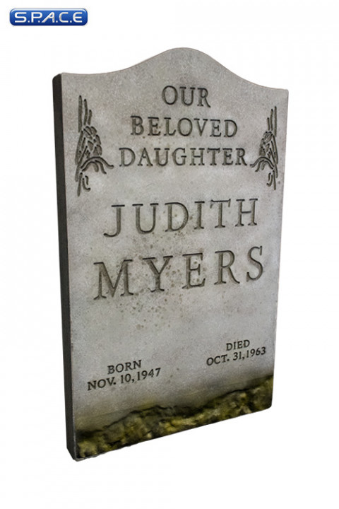 1:1 Judith Myers Tombstone Life-Size Prop Replica (Halloween)