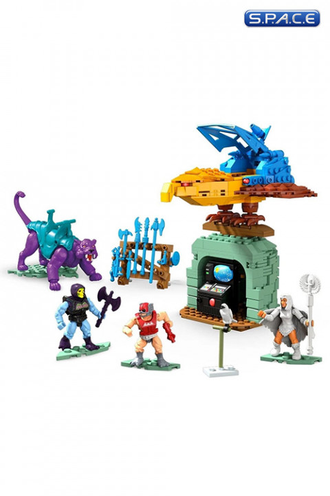 Panthor at Point Dread Mega Construx Playset (Masters of the Universe)