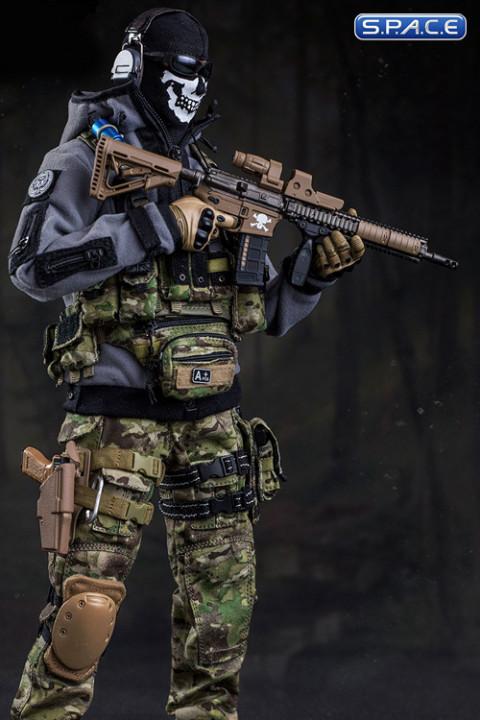 1/6 Scale End War Ghost - Modern Battlefield 2007