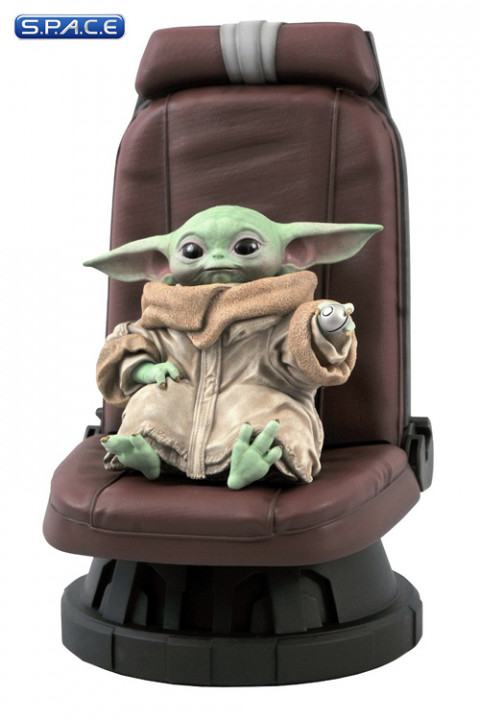 The Child in Chair Statue (The Mandalorian)