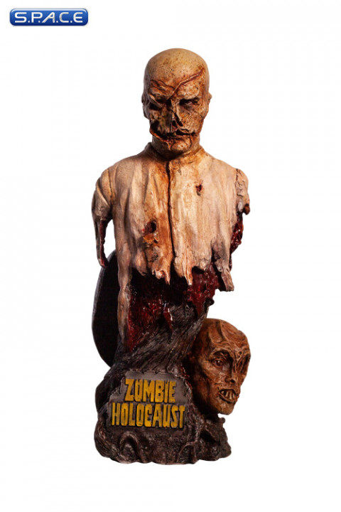 Poster Zombie Bust (Zombie Holocaust)