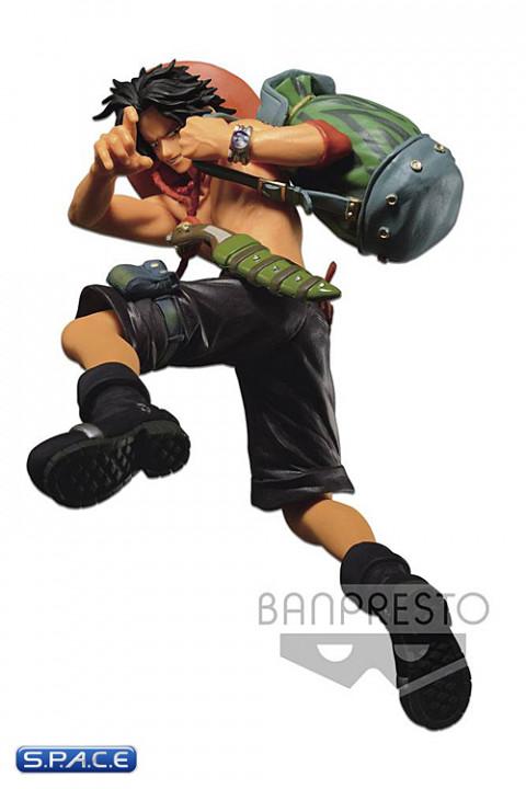 Portgas D. Ace SCultures BIG PVC Statue - Banpresto Figure Colosseum 4 Vol. 7 (One Piece)