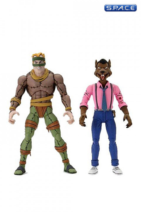 Rat King & Vernon 2-Pack (Teenage Mutant Ninja Turtles)
