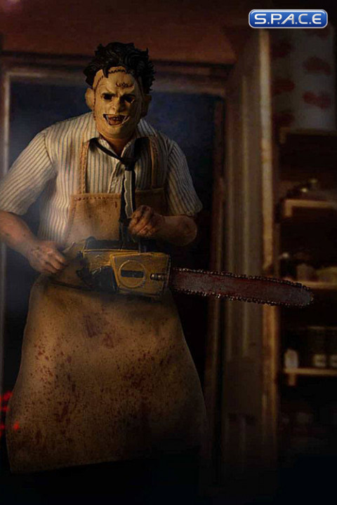 1/12 Scale Leatherface One:12 Collective (Texas Chainsaw Massacre)