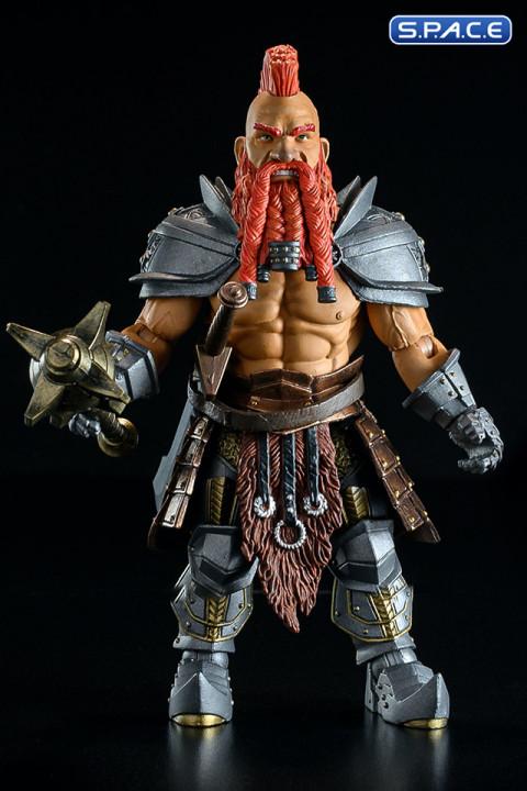 Torgun Redfin (Mythic Legions)