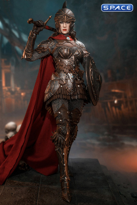 1/6 Scale Golden Royal Defender