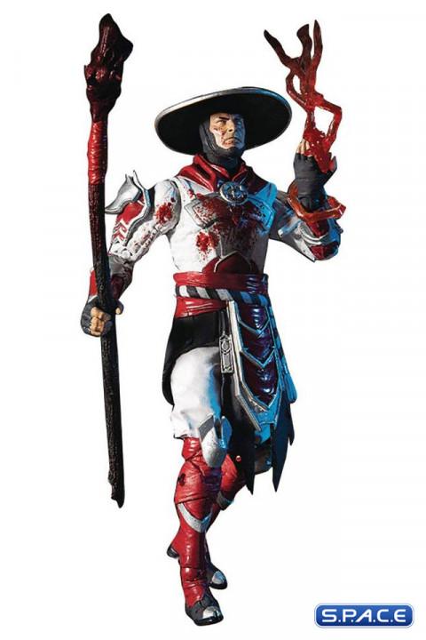 Raiden Bloody White-Hot Fury Skin (Mortal Kombat 11)