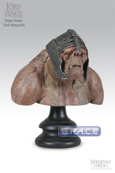 Siege Tower Troll Maquette (Lord of the Rings)