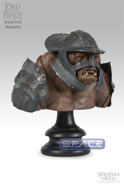 Grond Troll Maquette (Lord of the Rings)