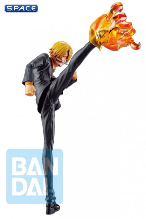 Sanji Battle Memories PVC Statue - Ichibansho Series (One Piece)