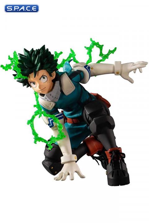 Izuku Midoriya Next Generations!Feat. Smash Rising PVC Statue - Ichibansho Series (My Hero Academia)