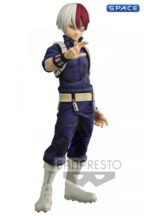 Shoto Todoroki PVC Statue - Texture Vol. 3 (My Hero Academia)