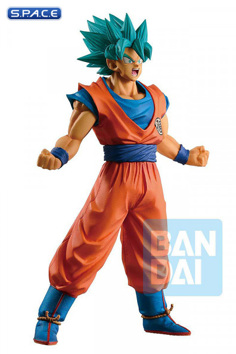Son Goku History of Rivals Masterlise Emoving PVC Statue - Ichibansho Series (Dragon Ball Super)